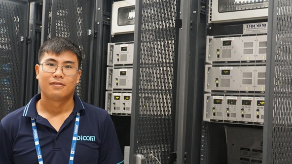 Giải pháp nhà thông minh Dicom – Mang công nghệ Việt ra thế giới