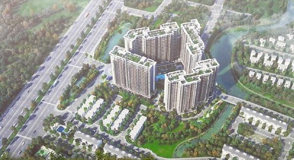 Rever phân phối căn hộ thuộc dự án SaFira Khang Điền