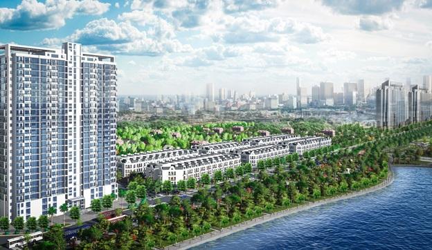 """Hải Phát Land và dự án """"khác biệt"""" tại khu Đông Hà Nội"""