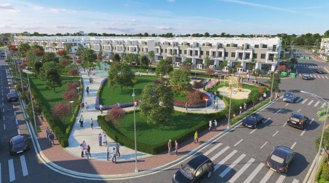 Có gì trong khu đô thị thương mại hàng đầu tại Đồng Nai?