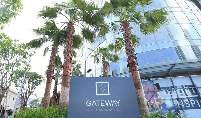 Cư dân ấn tượng với diện mạo của Gateway Thao Dien