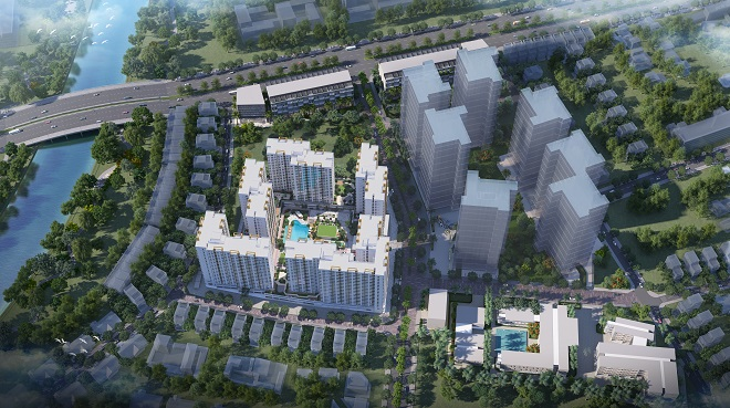 Nam Long và DKRA Vietnam ký chiến lược phân phối dự án Akari City