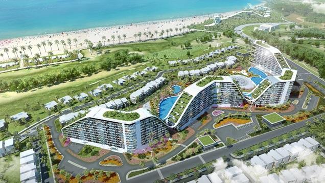 """Chiêm ngưỡng biệt thự """"hai mặt biển"""" The Coastal Villa Quy Nhon"""