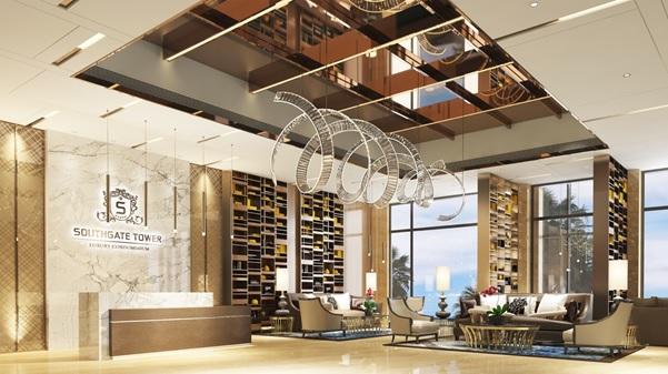 Nhiều lợi ích khi đầu tư Officetel Southgate Tower
