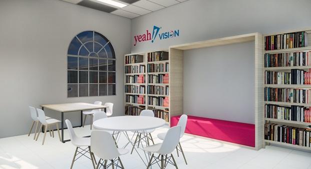 """Thẩu hiểu giới trẻ, Tập đoàn Yeah1 khiến học sinh cấp 3 thành phố phát hờn với dự án """"Thư viện mới"""""""