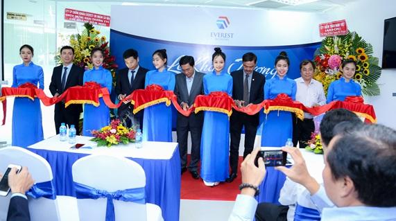 CTCP Chứng khoán Everest chính thức khai trương Chi nhánh Hàm Nghi