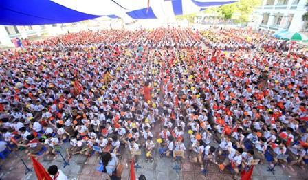 Giải pháp nào cho tình trạng thiếu trường học, tiện ích cho trẻ em quận Hoàng Mai, Hai Bà Trưng?