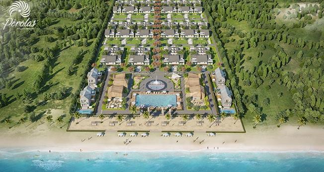 """Pérolas Villas Resort – Hướng đi khác biệt bằng """"Chiến lược xanh"""""""