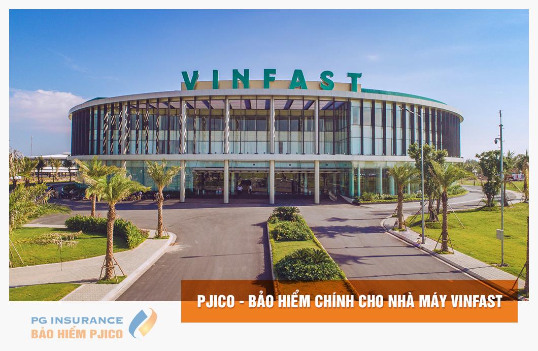 PJICO bảo hiểm chính cho nhà máy sản xuất ô tô đầu tiên tại Việt Nam Vinfast và siêu dự án đô thị Vincity Ocean Park