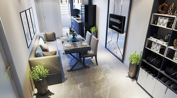 Khám phá căn hộ xinh xắn đầy đủ tiện ích tại FLC Green Apartment