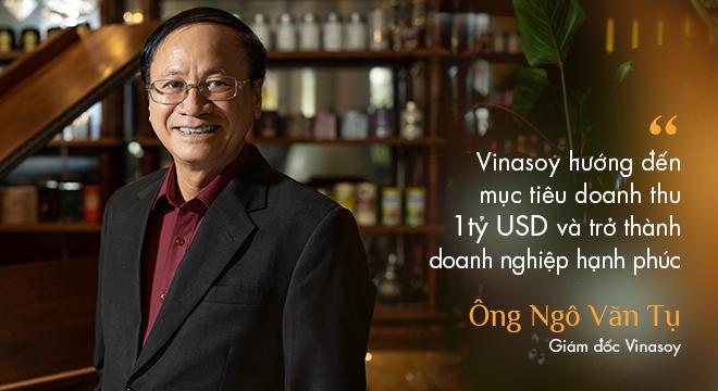 Vinasoy: Sức bật cho lời giải tỷ đô