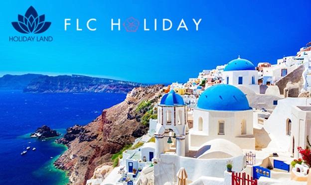 P.Land ra mắt thương hiệu HolidayLand