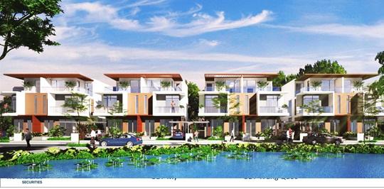 Dragon Village - sức hút từ bất động sản khu Đông Sài Gòn