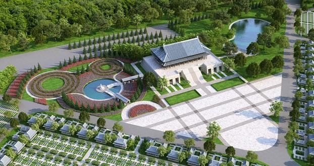 Hoa viên sinh thái Sala Garden định nghĩa lại nghĩa trang tại Việt Nam