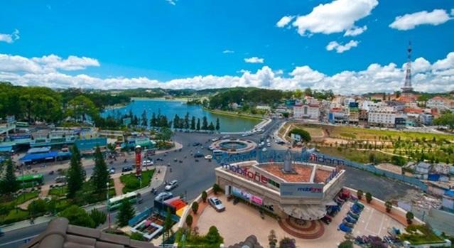 Đà Lạt Travel Mall:Cơ hội đầu tư vào trung tâm thương mại hấp dẫn