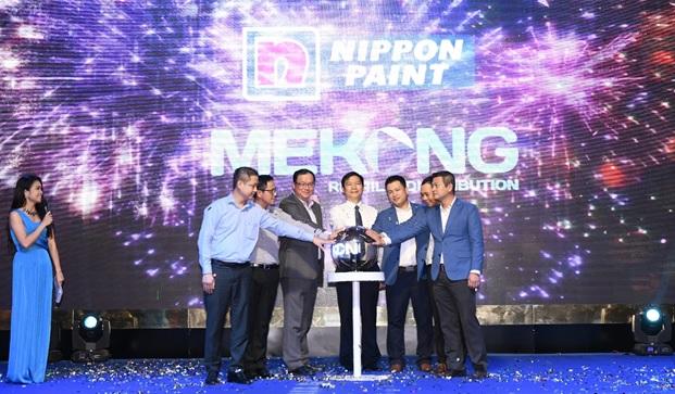 Nippon Paint Việt Nam chọn Mekong Retail & Distribution là nhà phân phối độc quyền khu vực Đồng Bằng Sông Cửu Long