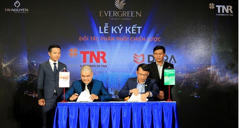 DKRA Vietnam phân phối chiến lược Khu phức hợp hạng sang EverGreen