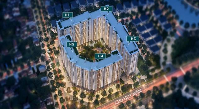 Tiếp nhận hồ sơ dự án nhà ở xã hội Hope Residences tại Hà Nội