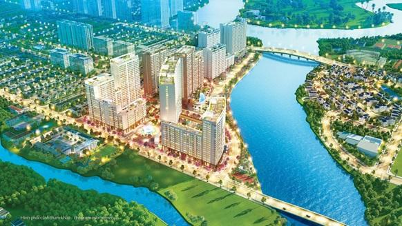 Phú Mỹ Hưng sắp mở bán dự án căn hộ cao cấp nhất khu Midtown