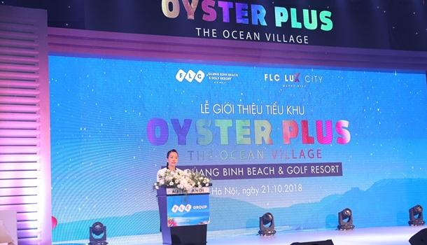 """Nhà phố ven biển Oyster Plus – cơ hội đầu tư """"khó chối từ"""""""