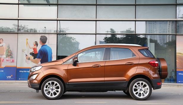 Đánh giá xe Ford EcoSport 2018: Đáng đồng tiền bát gạo