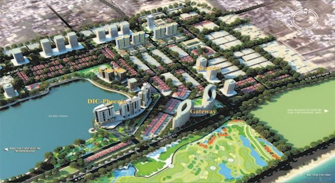 Dự án căn hộ cao cấp biển Vũng Tàu: DIC- Phoenix, Vũng Tàu Gateway