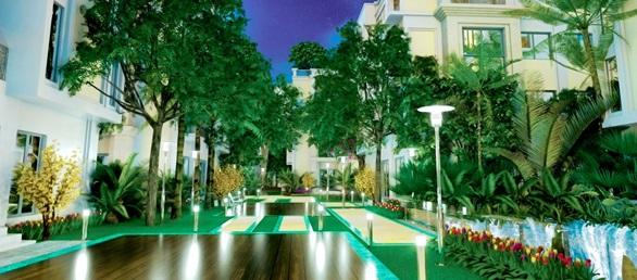 Sức hút của biệt thự nội đô Hà Nội