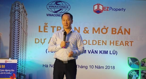Bàn giao trong quý I/2019 – dự án VC2 Golden Heart mở bán thành công