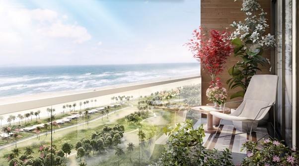 Ấn tượng với kiến trúc độc bản của The Coastal Villa Quy Nhon