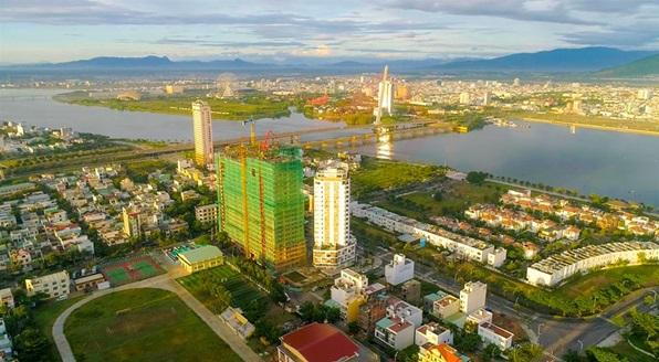 Monarchy - Dự án căn hộ nghỉ dưỡng xanh bên sông Hàn chính thức ra mắt căn hộ sân vườn - ảnh 1