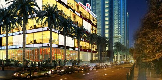 Sức hút của căn hộ cao cấp phía tây Hà Nội