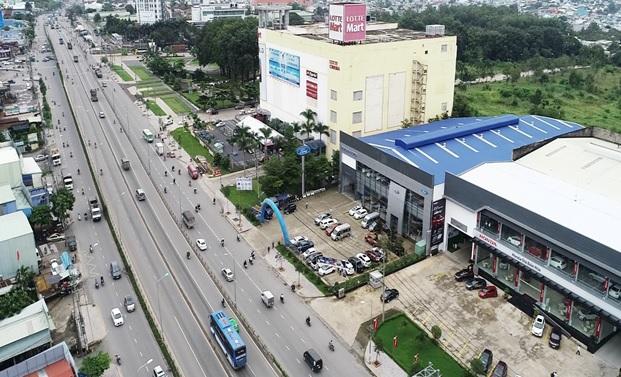 Những khu vực tiềm năng mới của thị trường Biên Hòa - ảnh 1