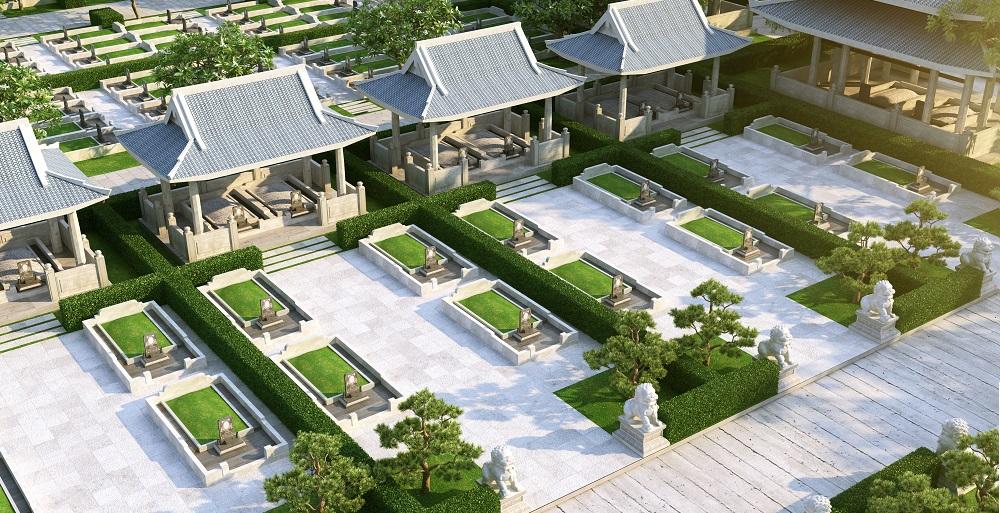 Sala Garden và cuộc cách mạng trong mô hình hoa viên nghĩa trang Việt Nam