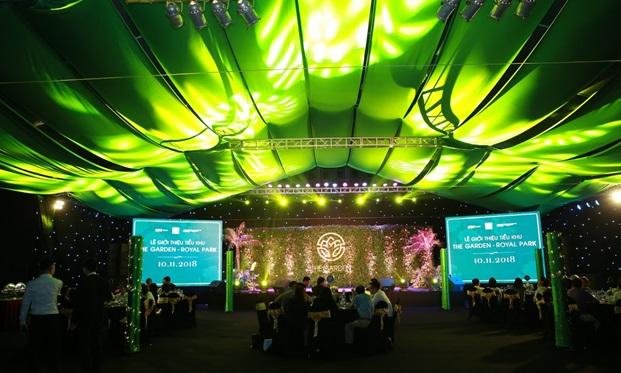 Ra mắt Tiểu khu The Garden FLC Hạ Long - biệt thự đắt giá hòa quyện thiên nhiên