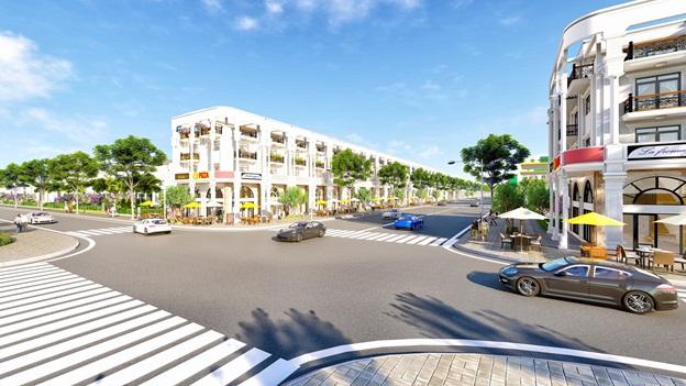 Dự án Golden City, lợi thế đón đầu cơ hội khai thác thương mại