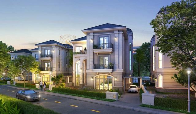 Quy tụ cộng đồng thượng lưu, biệt thự compound cao cấp Sol Villas chinh phục thị trường