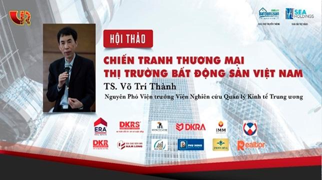 Chiến tranh thương mại và thị trường bất động sản Việt Nam
