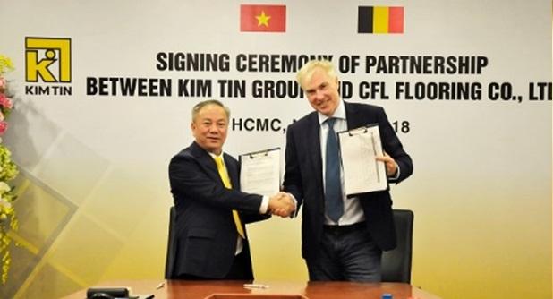 Dự án đầu tư nhà máy ván sàn 4.000.000 m2/năm của Tập Đoàn Kim Tín