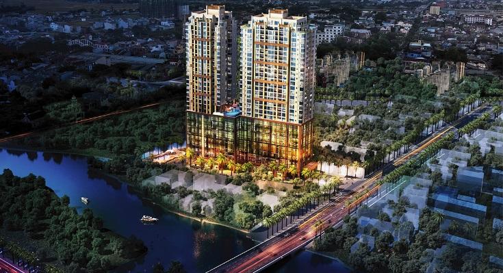 Southgate Tower đón đầu nguồn cầu mới tại khu Nam Sài Gòn