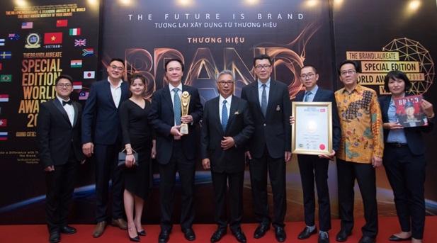 Điều gì mang về cho Ciputra Hanoi giải thưởng thương hiệu - The BrandLaureate