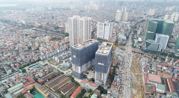 Khám phá tầm nhìn không giới hạn tại dự án Green Pearl 378 Minh Khai