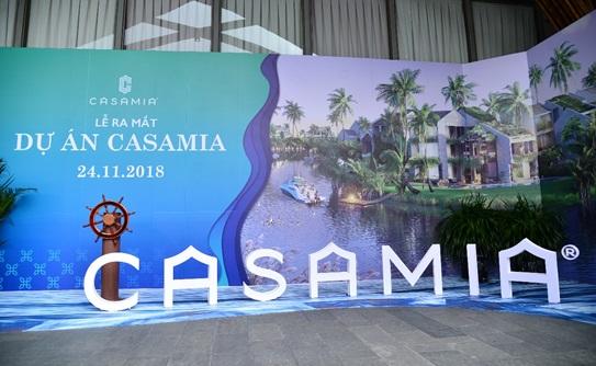Lễ ra mắt dự án Casamia - thu hút thị trường bất động sản nghỉ dưỡng