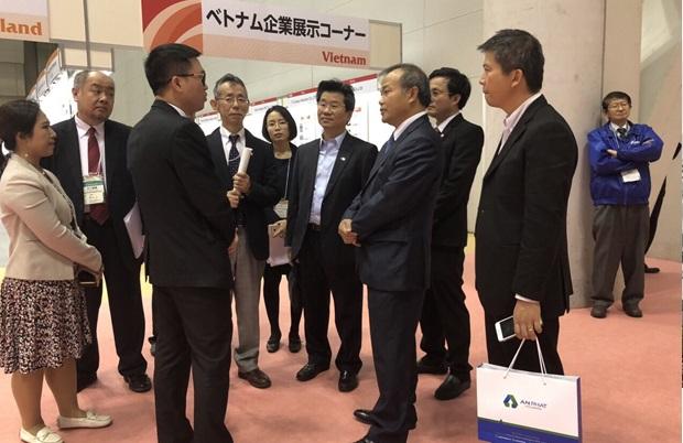 Sau hợp tác với Vinmart, An Phát Plastic (AAA) tiếp tục ký hợp đồng xuất khẩu bao bì màng mỏng sang Nhật Bản trị giá 1.400 tỷ đồng