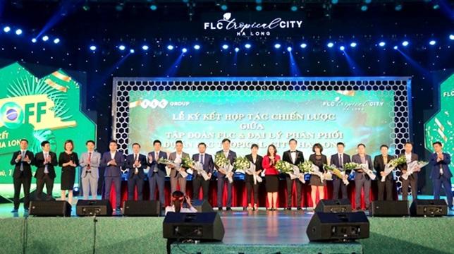 P.Land đơn vị phân phối chiến lược dự án FLC Tropical City Ha Long