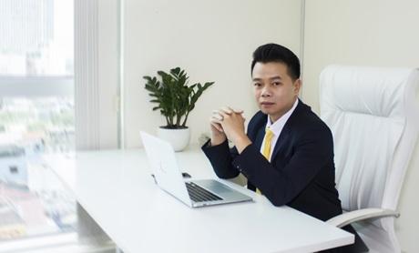 Ông Cao Hoài Thanh được bổ nhiệm làm Tổng giám đốc Lotus Capital