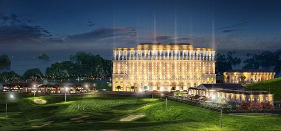 Cận cảnh tiến độ dự án FLC Grand Hotel Halong trước ngày khai trương