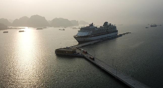 Cảng tàu khách du lịch quốc tế đầu tiên của Việt Nam do tư nhân xây có gì đặc biệt?