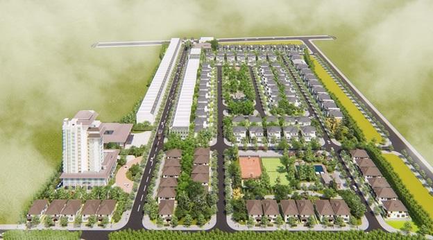 Vinaconex 3 xây dựng chuỗi tiện ích hiện đại, cao cấp cho dự án Phổ Yên Residence