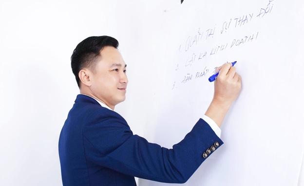 Triết lý kinh doanh kỳ lạ của CEO AllHerbs Đinh Văn Hiệp
