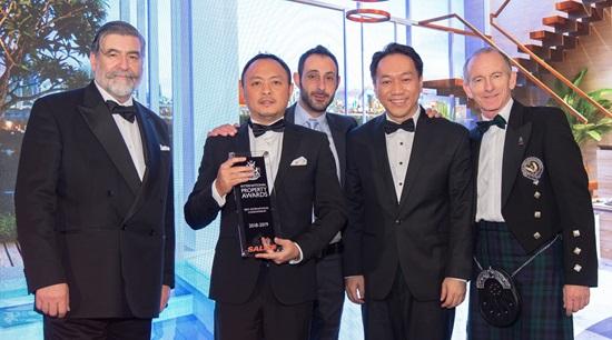 """Serenity Sky Villas tiếp tục đoạt giải thưởng """"International Property Awards 2018"""""""